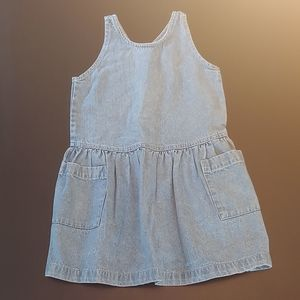 Girl's Gap Kids Denim Dress